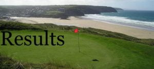 Perranporth Golf Club Results